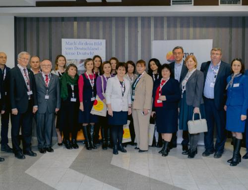 Conferința foștilor bursieri DAAD din Moldova