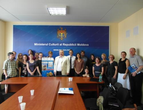 Școala de vară moldo-germană, Chișinău-Iași-Odesa